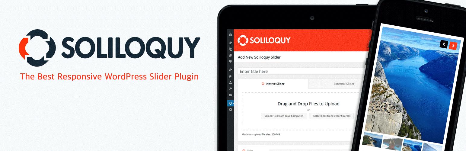 ایجاد اسلایدر در وردپرس با افزونه Soliloquy Lite