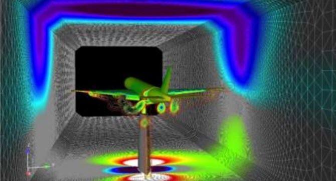 نمونه شبیه سازی با ابرکامپیوتر ها